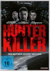Hunter Killer, DVD