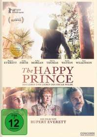 The Happy Prince, DVD