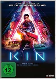 Jonathan Baker: KIN, DVD