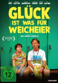 Anca Miruna Lazarescu: Glück ist was für Weicheier, DVD
