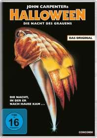 John Carpenter: Halloween (1978), DVD