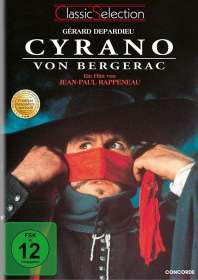 Jean-Paul Rappeneau: Cyrano von Bergerac (1990), DVD
