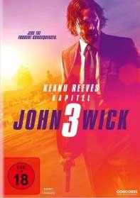 Chad Stahelski: John Wick: Kapitel 3, DVD