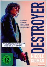 Destroyer, DVD