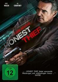 Mark Williams: Honest Thief, DVD