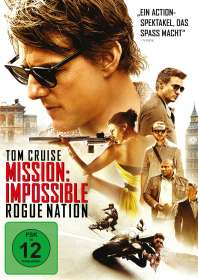 Mission: Impossible - Rogue Nation, DVD