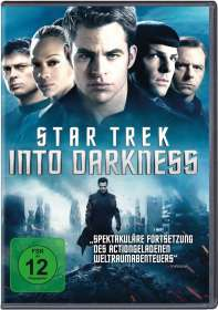 Star Trek - Into Darkness, DVD