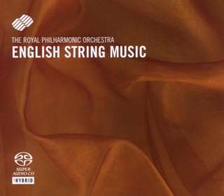 Royal Philharmonic Orchestra – English String Music, SACD