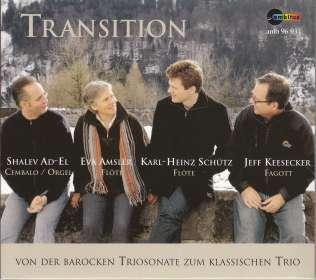 Transition - Von der barocken Triosonate zum klassischen Trio, CD
