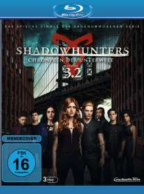 Shadowhunters: Chroniken der Unterwelt Staffel 3 Box 2 (Blu-ray) (finale Staffel), BR