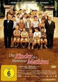 Die Kinder des Monsieur Mathieu, DVD