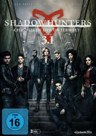 Shadowhunters: Chroniken der Unterwelt Staffel 3 Box 1, DVD