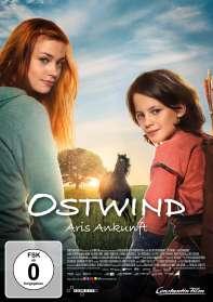 Theresa von Eltz: Ostwind 4 - Aris Ankunft, DVD