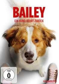 Gail Mancuso: Bailey - Ein Hund kehrt zurück, DVD