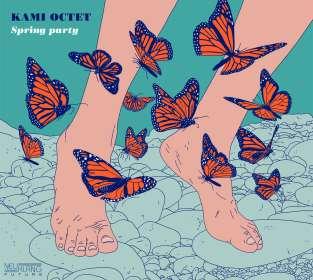 Kami Octet: Spring Party, CD