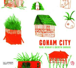 Gonam City (Marc Benham & Quentin): Gonam City, CD