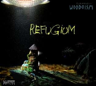 Florian Weiss: Refugium, CD