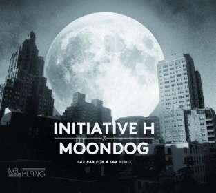 Initiative H: Initiative H X Moondog - Sax Pax For A Sax Remix, CD