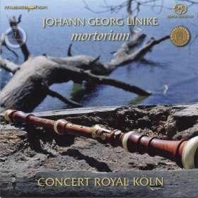 Johann Georg Linike (1680-1762): Mortorium - Kammermusik und Concerti für Bläser, 2 SACDs