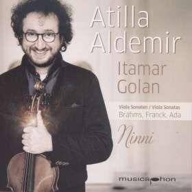 Atilla Aldemir - Ninni, CD