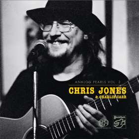 Chris Jones & Charlie Carr: Analog Pearls Vol. 3 (Hybrid-SACD), SACD