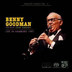 Benny Goodman (1909-1986): Live In Hamburg 1981, SACD