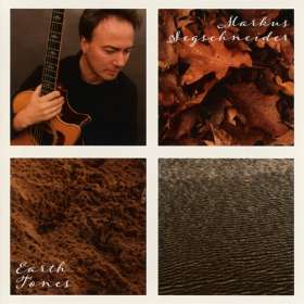 Markus Segschneider (geb. 1971): Earth Tones, CD