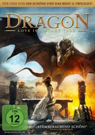 Dragon - Love Is a Scary Tale, DVD