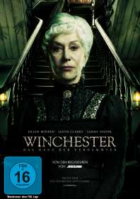 Winchester, DVD