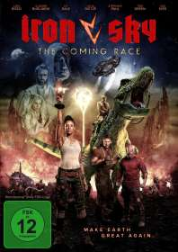 Timo Vuorensola: Iron Sky - The Coming Race, DVD