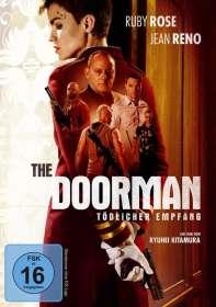 Ryuhei Kitamura: The Doorman, DVD