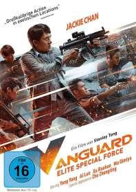 Stanley Tong: Vanguard - Elite Special Force, DVD