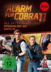 Alarm für Cobra 11 Staffel 39, DVD