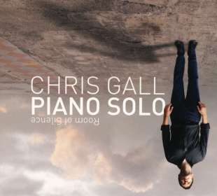 Chris Gall: Room Of Silence, CD
