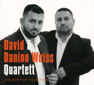 David & Danino Weiss Quartett: Violets For Your Furs, CD