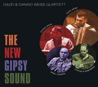 David & Danino Weiss: The New Gipsy Sound, CD