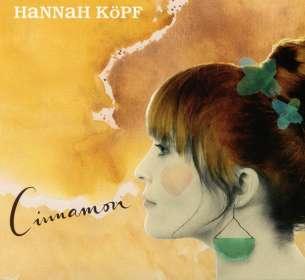 Hannah Köpf: Cinnamon, CD
