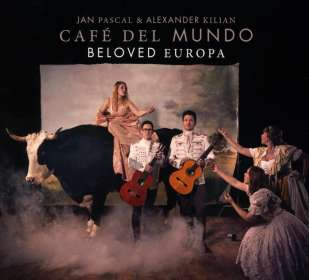 Cafe Del Mundo: Beloved Europa, CD