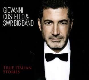 Giovanni Costello: True Italian Stories, CD