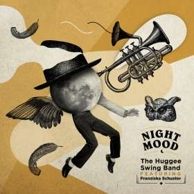 The Huggee Swing Band: Nightmood, CD
