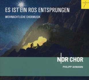 NDR Chor - Es ist ein Ros entsprungen, CD