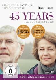 45 Years, DVD