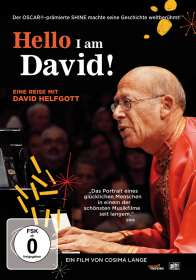 Hello I am David! (OmU), DVD