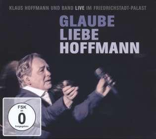Klaus Hoffmann: Glaube Liebe Hoffmann, 3 CDs
