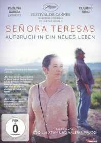 Senora Teresas Aufbruch in ein neues Leben, DVD