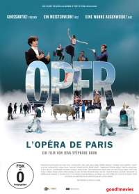 Oper - L'Opera de Paris (OmU), DVD