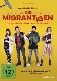 Die Migrantigen, DVD