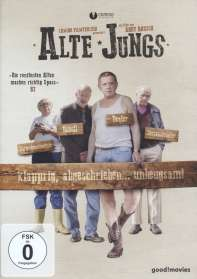 Alte Jungs, DVD