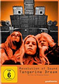 Revolution of Sound - Tangerine Dream, DVD