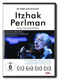 Itzhak Perlman (OmU), DVD